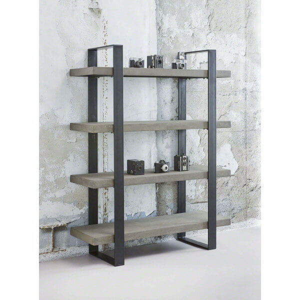 etag re b ton acier. Black Bedroom Furniture Sets. Home Design Ideas