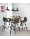 KITCHEN - Heigh dining table