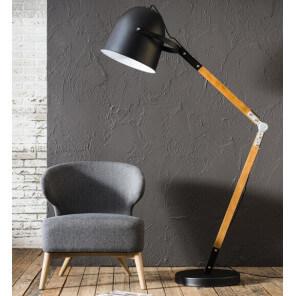 Big floor lamp Read