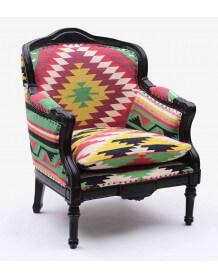Kilim armchair Barok