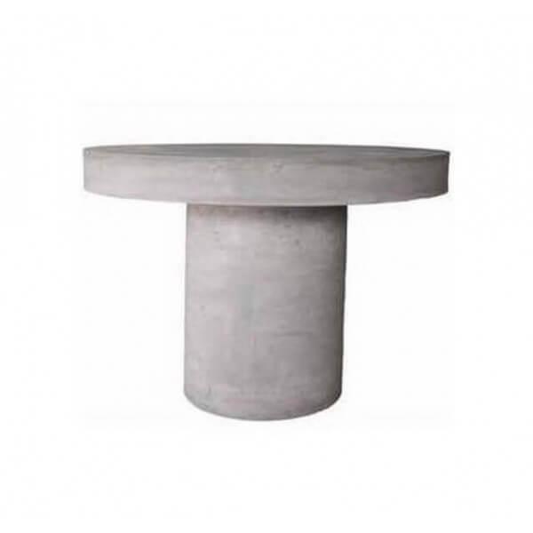 Table b ton ext rieur for Table exterieur en beton