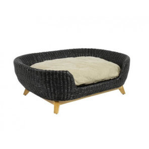 Scandinavian style pet bed