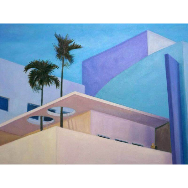 Painting Palm Springs
