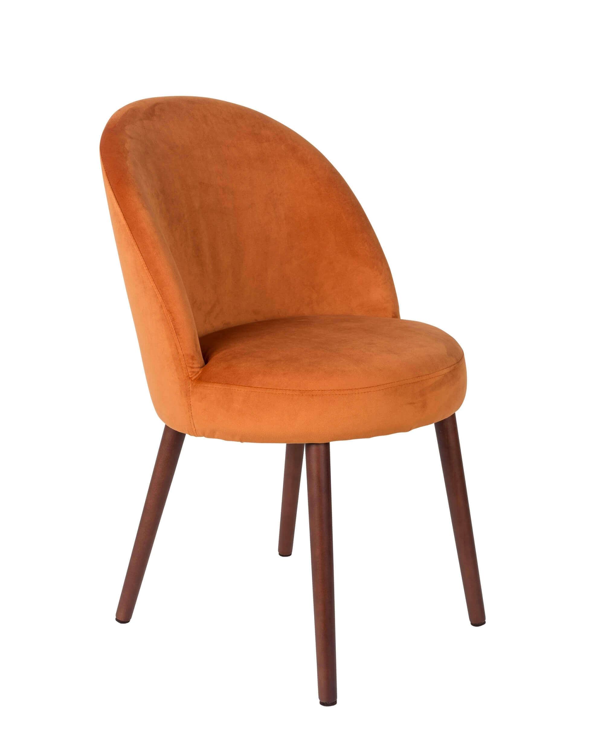 Comfortable Velvet Dining Chair