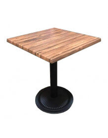 Club dining table oackland