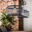 suspension loft industrielle