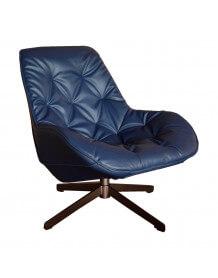 Fauteuil Lounge Trek Bleu