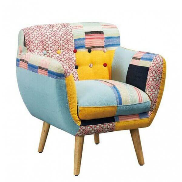 Fauteuil design contemporain mathi design - Fauteuil design colore ...