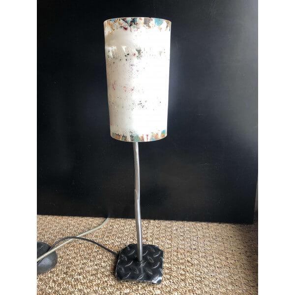 Lampe artisanale Hippie