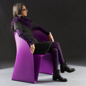 RAVIOLO - Indoor and outdoor armchair in several colors