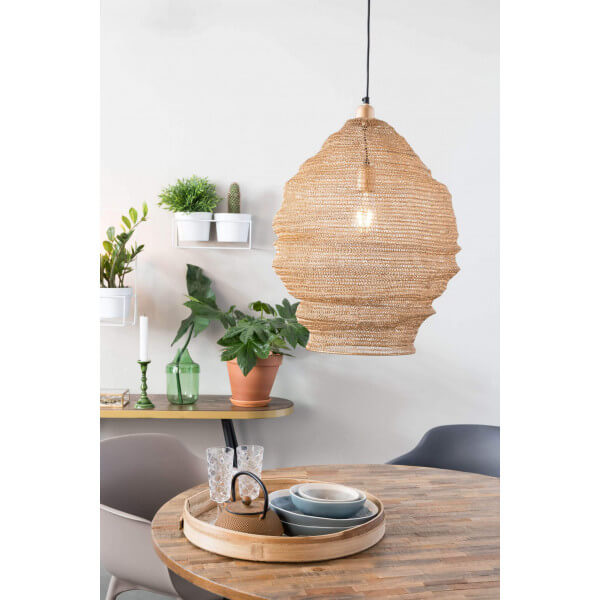 Maille pendant lamp