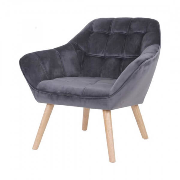 Sames grey Armchair