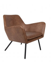 Brown Alabama lounge chair