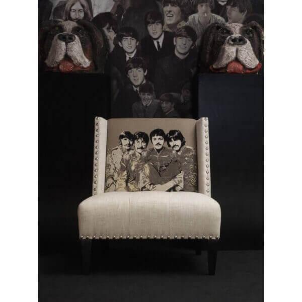 Vintage Beatles chair