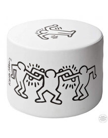 Keith Haring pouf