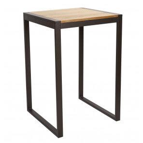 Heigh table 70 cm Clear Nevada