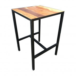 Table haute Atelier 70
