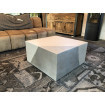Table Cube Argent