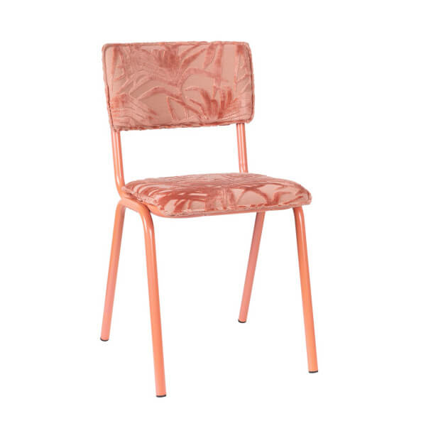 Chair Back to Miami Pink