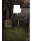 Garden floor lamp